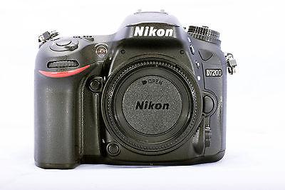 Nikon D7200 mit 18-140mm Objektiv