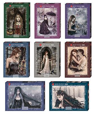 HEYE Victoria Frances Favole Erwachsenen Puzzle 1000 Teile Fantasy Mystik
