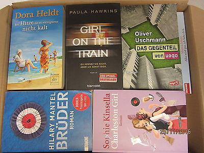 51 Bücher Romane Softcover Top Titel Bestseller