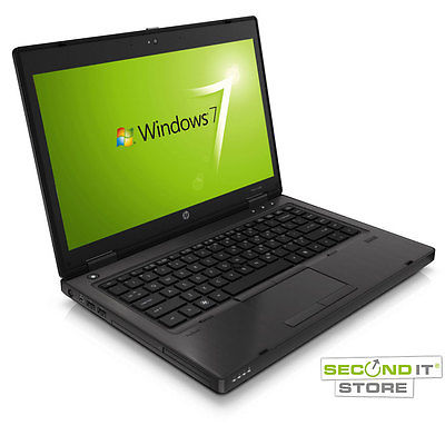 HP ProBook 6460b Notebook Intel Core i5 2x 2,5 GHz 4 GB RAM 320 GB HDD UMTS Win7
