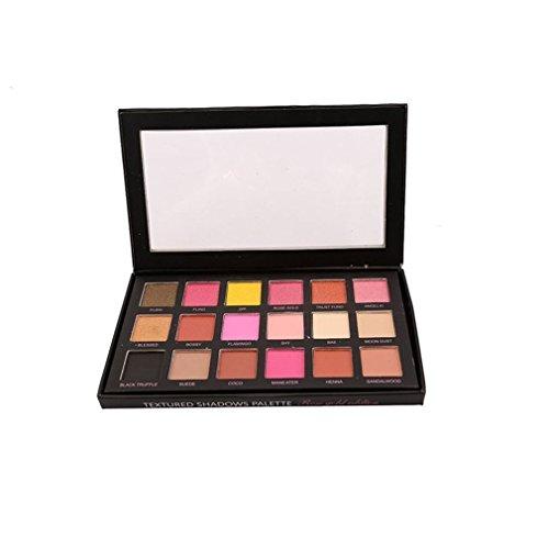 Stayeal 18 Farben Beauty Palette Rosegold Lidschatten Makeup Augen Schminke Paletten Kosmetik