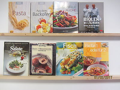 33  Bücher Kochbücher nationale und internationale Küche großformatige Bücher