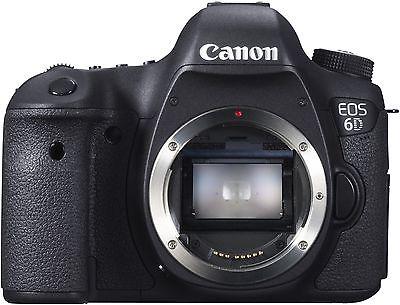 Canon EOS 6D DSLR Digitalkamera Body Gehäuse neuwertig Vollformat