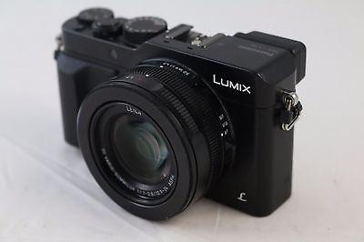 Panasonic Lumix DMC-LX100 Digitalkamera - Guter Zustand - Mit Zubehörpaket - 4K