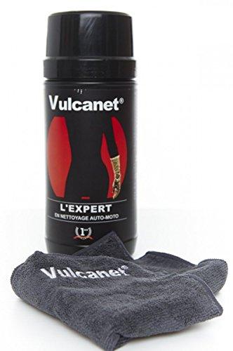 Vulcanet-lingettes Reinigung Auto Moto + Mikrofaser
