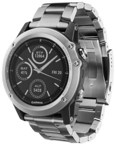 GARMIN fenix 3 Saphir Titan Smartwatch