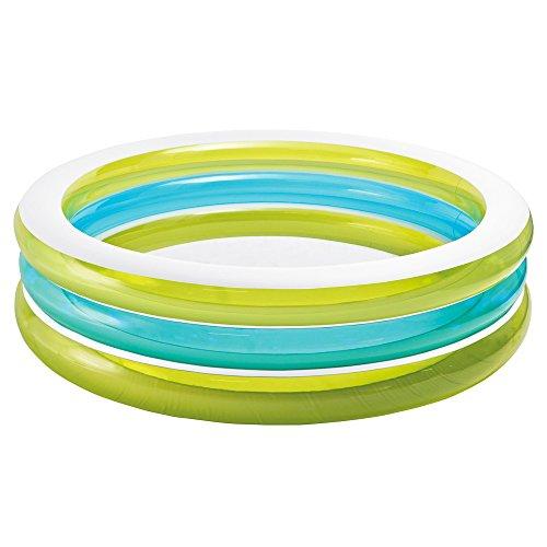 Intex Swim Center See-through Round Pool, mehrfarbig, 203 x 51cm