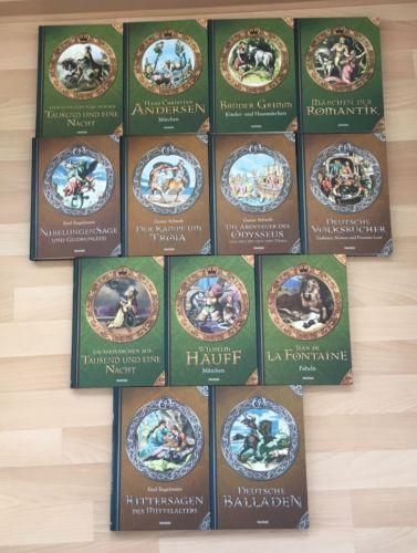 Weltbild Märchen Sammleredition Buch Sammlung Sagen