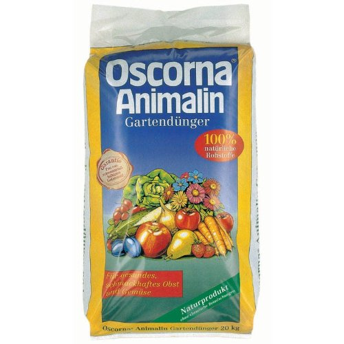 OSCORNA Animalin Gartendünger 20 kg