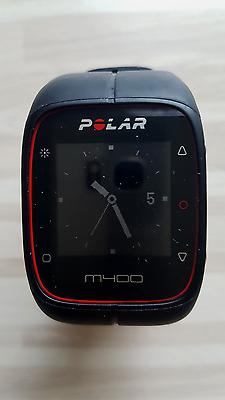 Polar M400 in Original Verpackung, Restgarantie
