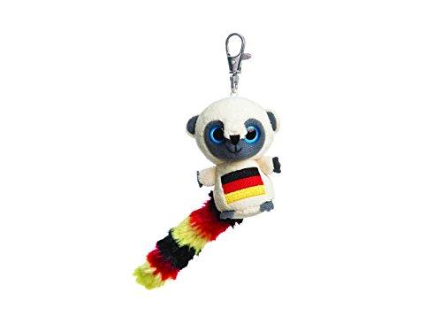 Aurora World 90602 - Yoohoo Buschbaby Mini Schlüsselanhänger, 3 Zoll