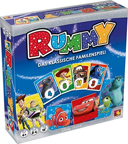 Asmodee 002802 - Brettspiel - Disney Rummy