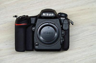 Nikon D500 DSLR Digitale Spiegelreflex Kamera neu