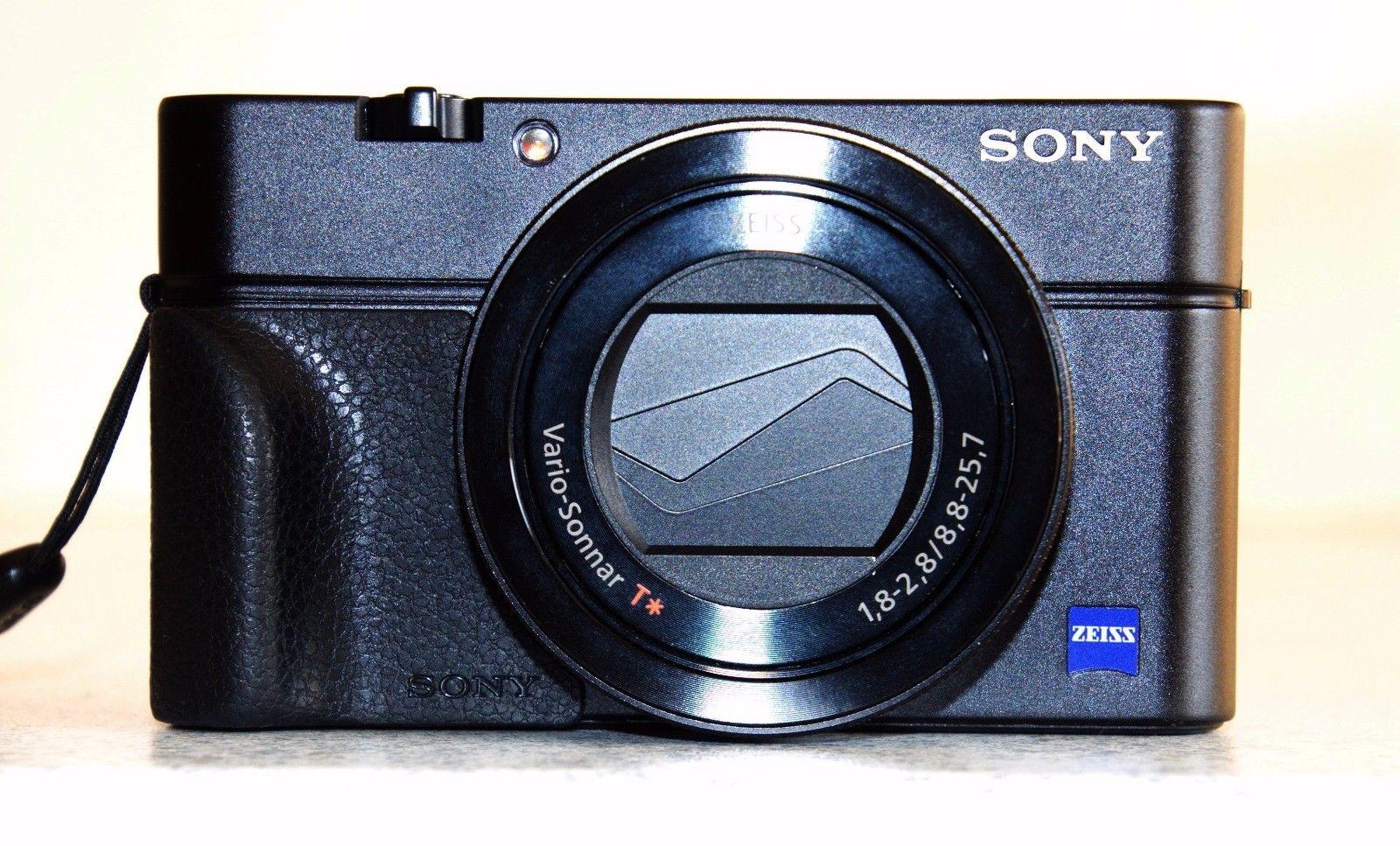 SONY RX100 IV, Cyber-Shot