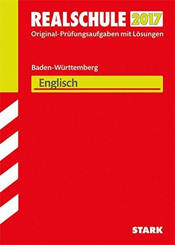 Abschlussprüfung Realschule Baden-Württemberg - Englisch