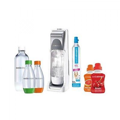 SodaStream Cool grau Super-Spar-Pack, Wassersprudler