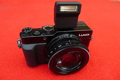 Digitalkamera Panasonic LUMIX DMC-LX 100 Top Ausstattung macht Top Bilder