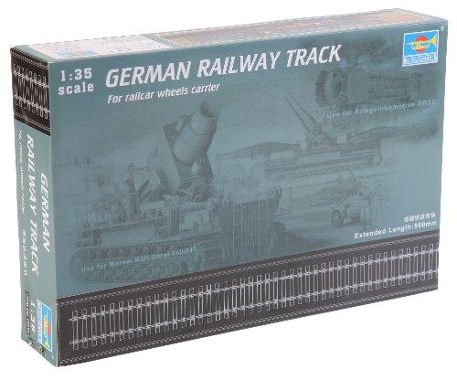 Trumpeter 00213 Modellbausatz German Railway Track Set