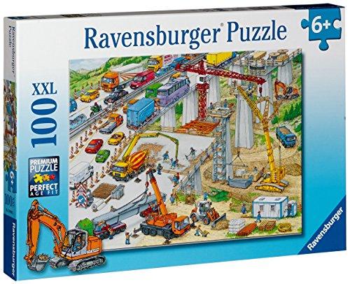 Ravensburger 10896 - Riesige Baustelle