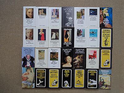 Sammlung Konvolut Bücherpaket 56 Diogenes Taschenbücher TOP!!!