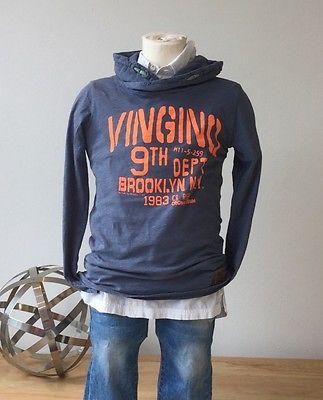VINGINO Longsleeve Shirt °Neonprint ° 10 / 140 NEUw.