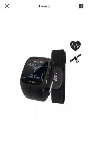 polar m400 hr Sportuhr GPS Herzfrequenz Messung