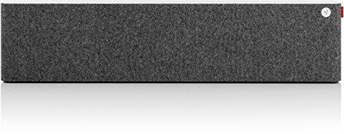 Libratone LOUNGE Wireless Lautsprecher Soundbar (360° FullRoom Sound, AirPlay, DLNA, PlayDirect) Slate Grey