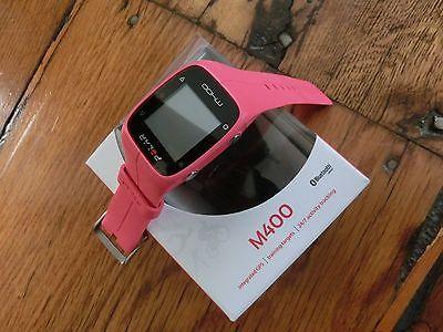 polar m400 pink GPS und Bluetooth