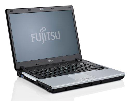 Fujitsu Lifebook P770 30,7 cm (12,1 Zoll) Notebook (Intel Core i7 620UM, 1GHz, 4GB RAM, 320GB HDD, Intel X4500HD, Win7 Prof, DVD) schwarz