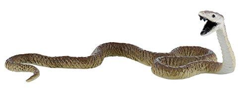 Bullyland 68487 - Spielfigur - Schwarze Mamba, Circa 14.5 cm