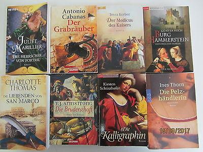 48 Bücher Taschenbücher Romane historische Romane Top ...