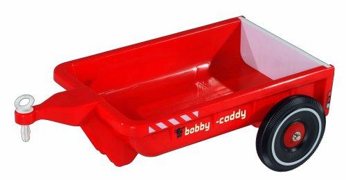 Big 56292 Bobby Caddy Car Anhänger, rot