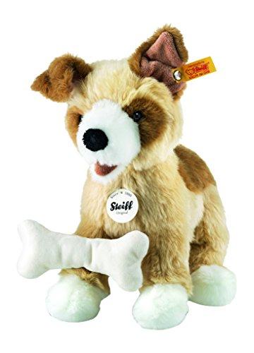 Steiff 76077 - Rico Hund 25, Traditioneller Plüsch, blond/braun