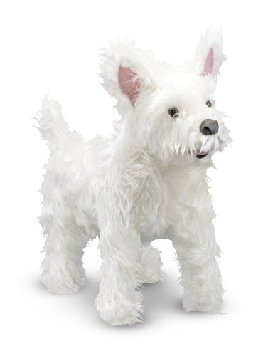 Melissa & Doug - 14872 - West Highland White Terrier (Westie)