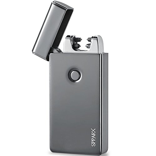 USB Feuerzeug - SPPARX Lighter SCHNELLER STÄRKER SICHERER