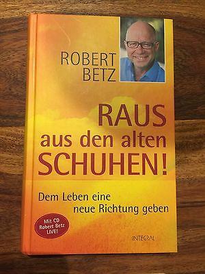 Bücher - Raus aus den alten Schuhen - Robert Betz
