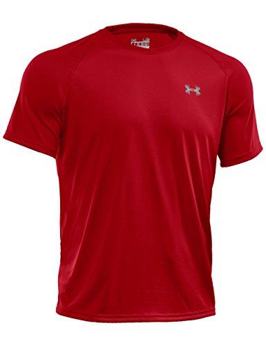 Under Armour Ua Tech Ss Tee Herren Fitness - T-shirts & Tanks Größe Large