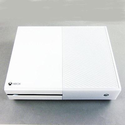 Original XBOX ONE KONSOLE mit 500 GB FESTPLATTE OHNE ALLES in WEISS (Model 1540)