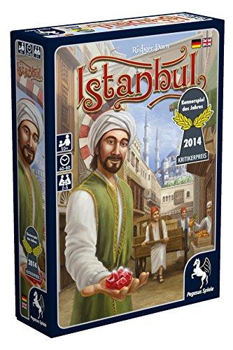 Pegasus Spiele 55115G - Istanbul