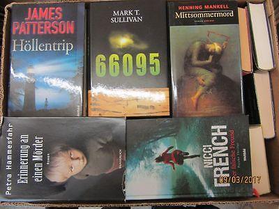 35 Bücher Krimi Thriller Psychothriller Kriminalromane Top Titel Bestseller