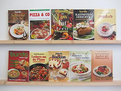 63 Bücher Kochbücher nationale und internationale Küche
