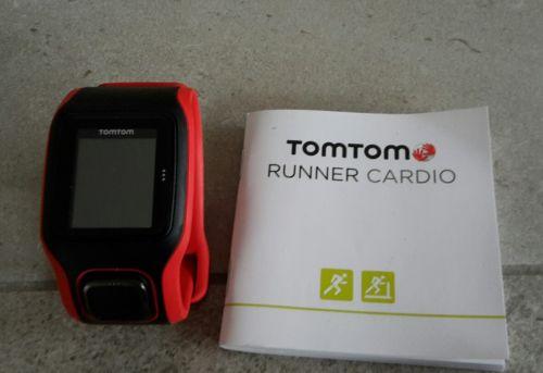 TomTom Runner Cardio *super Zustand/kaum benutzt*