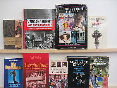 26 Bücher Kunst Kultur Geschichte Weltgeschichte Kunstgeschichte