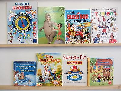47 Bücher Kleinkinderbücher Kindergartenbücher Kinderbücher Bilderbücher