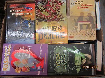 46 Bücher Jugendromane Jugendbücher junge Leser Top Titel