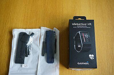 Garmin vivoactive HR smartwatch mit Herzfrequenzmessung  - guter Zustand