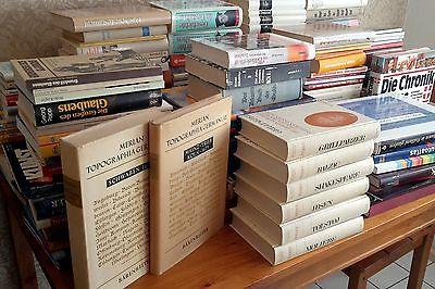 5 Umzugskartons Bücher