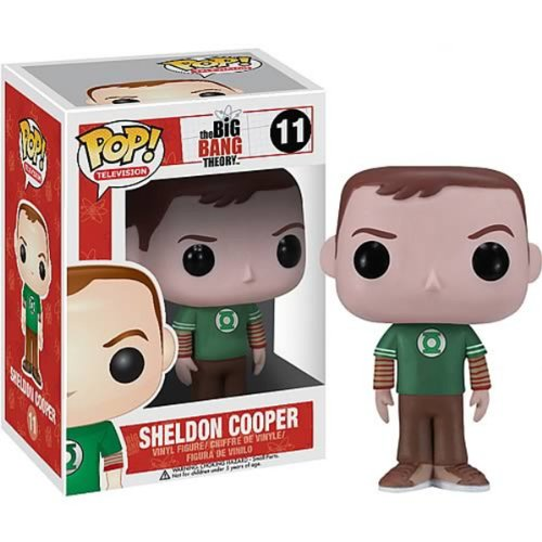 The Big Bang Theory - Sheldon Cooper - POP! Vinyl Figur FUNKO
