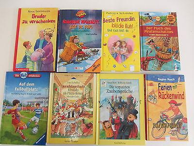 70 Bücher Kinderbücher Kinderromane erstes Lesen junge Leser Top Titel