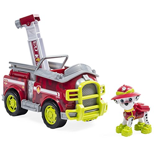 Paw Patrol Jungle Rescue - Marshall 's Jungle Truck